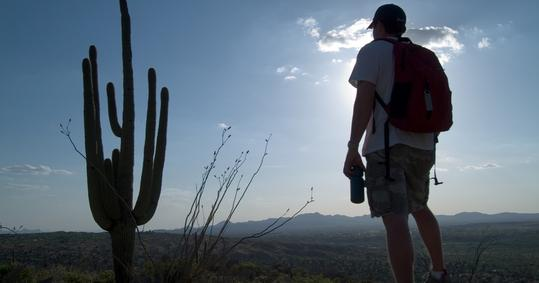 When you Hike at Miraval, it's all about the Journey